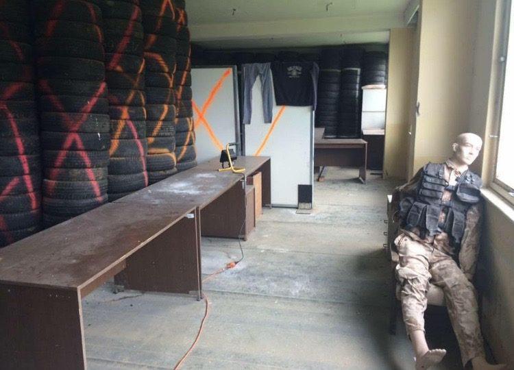 Tactical Pistol Indoor