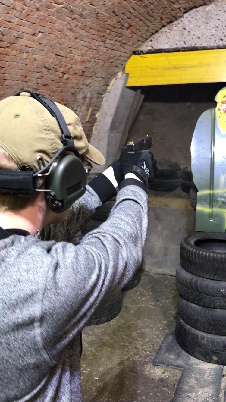 Combat Ready Pistol